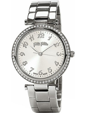 FOLLI FOLLIE Classy Reflections stainless steel watch