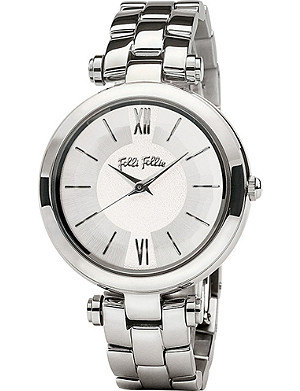 FOLLI FOLLIE WF16T009BPS_XX Lady Bubble Mini stainless steel watch