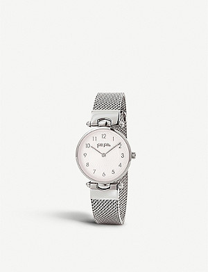 FOLLI FOLLIE Lady Club sterling silver watch