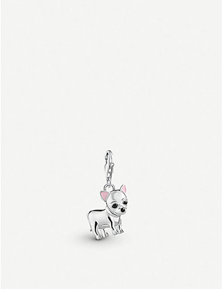 THOMAS SABO: Chinese New Year sterling silver standing dog charm