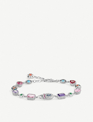 THOMAS SABO Lucky Charms sterling silver bracelet