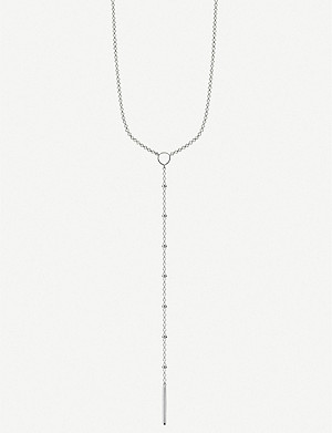 THOMAS SABO Glam & Soul Classic sterling silver necklace