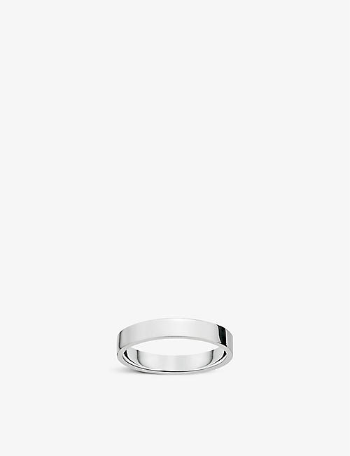THOMAS SABO: Classic sterling silver ring