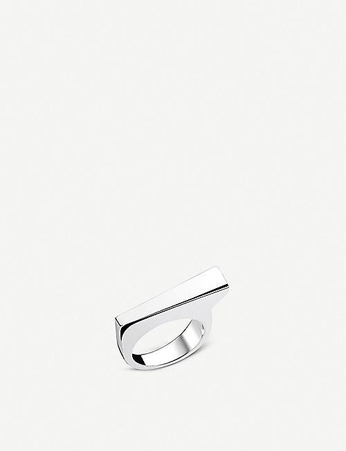 f0f4f463f50e THOMAS SABO - Heritage Bar sterling silver classic ring