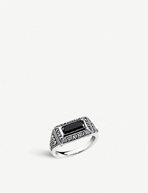 bb2d0f9d8117 THOMAS SABO - Heritage sterling silver and abalone mother-of-pearl ...