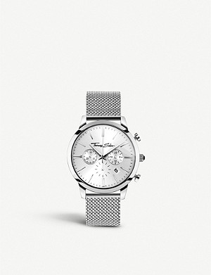 THOMAS SABO Rebel at Heart stainless steel watch