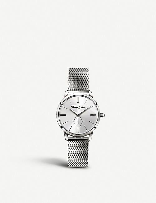 THOMAS SABO: Glam & Soul stainless steel watch
