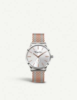 THOMAS SABO WA0273 Glam Spirit stainless steel watch