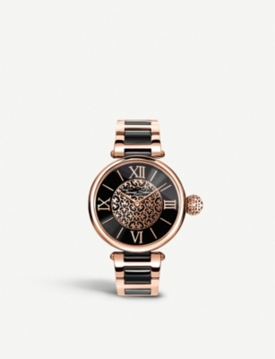 THOMAS SABO WA0280 Karma Arabesque stainless steel watch