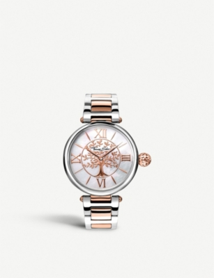THOMAS SABO WA0315 Karma Glam and Soul stainless steel watch