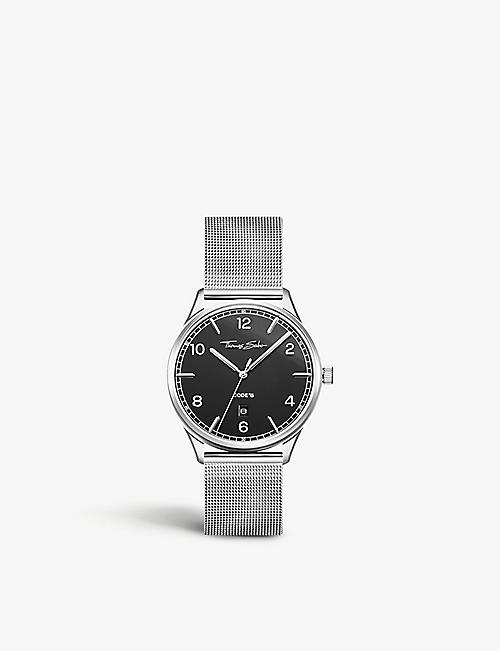 THOMAS SABO: WA0339201203 Code TS stainless steel watch