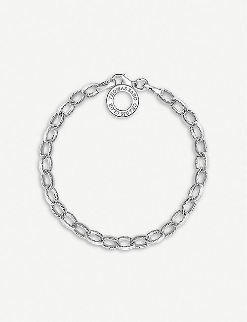 dfb0e6d5287 THOMAS SABO Charm Club sterling silver charm bracelet