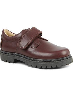 STEP2WO Sir leather school shoes 4-12 years