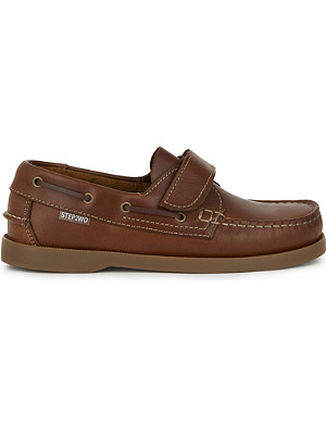 STEP2WO Starboard hook and eye leather shoes 4-12 years
