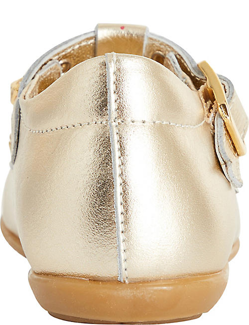 STEP2WO Minivenetia patent-leather flats 1-4 years