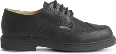 STEP2WO Clive leather brogues 7-12 years