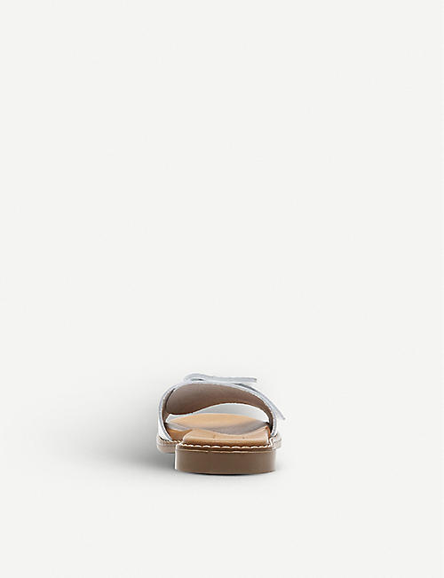 STEP2WO Samira leather sliders