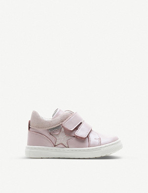 STEP2WO Ganger leather trainers 1-4 years
