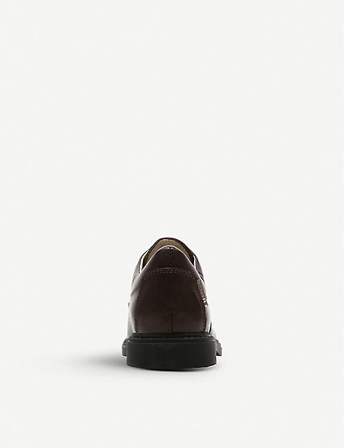 STEP2WO Boston Light leather school shoes 8-12 years