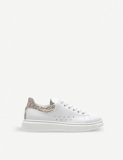 STEP2WO Hettie shimmer-detail trainers 7-10 years