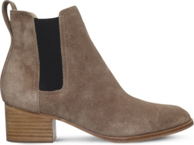 RAG AND BONE Walker suede Chelsea boots