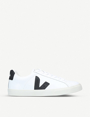VEJA Esplar leather trainers