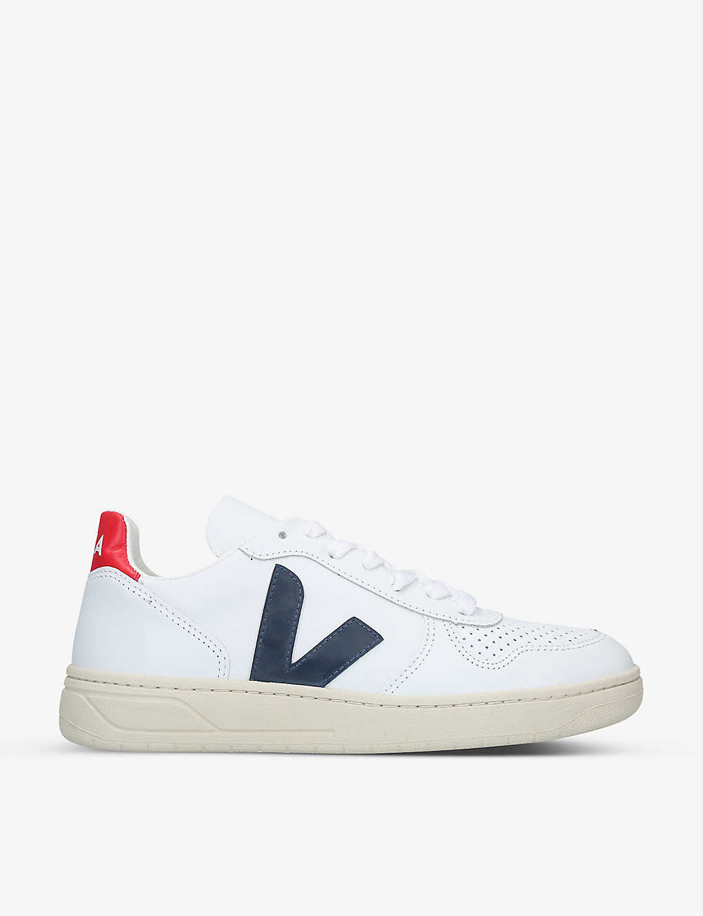 online store 4de8b 9ffdd VEJA V10 leather trainers
