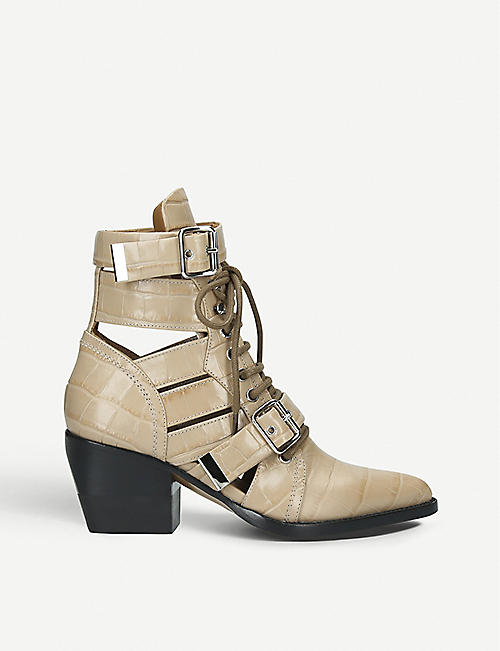 909f35e7f2 CHLOE - Womens - Shoes - Selfridges   Shop Online