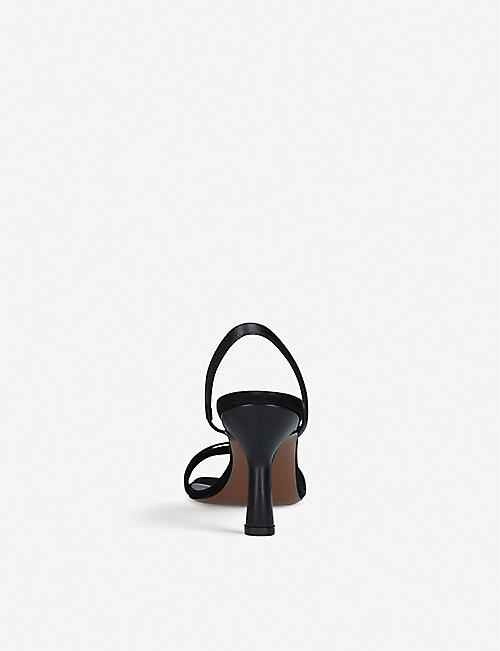NEOUS Dilemma slingback leather sandals