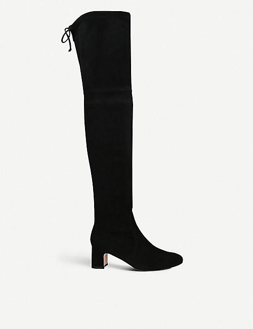 bb21c562afad Over the knee boots - Stuart Weitzman & more | Selfridges