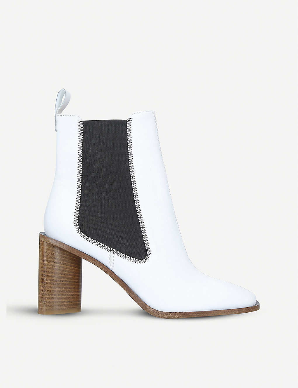 05a856f73ed ACNE STUDIOS - Bethany leather ankle boots   Selfridges.com
