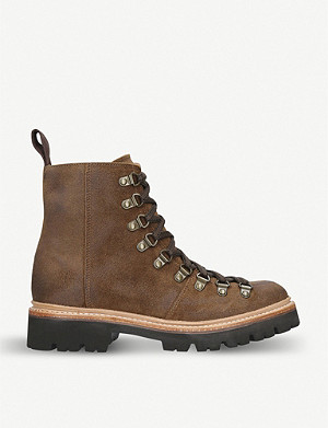 2fd21920bd0 GRENSON - Ashley leather penny loafer