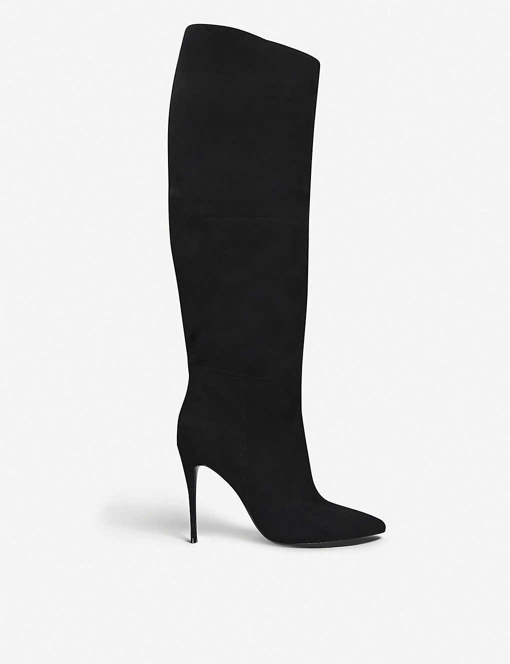 STEVE MADDEN: Dakota suede knee-high boots