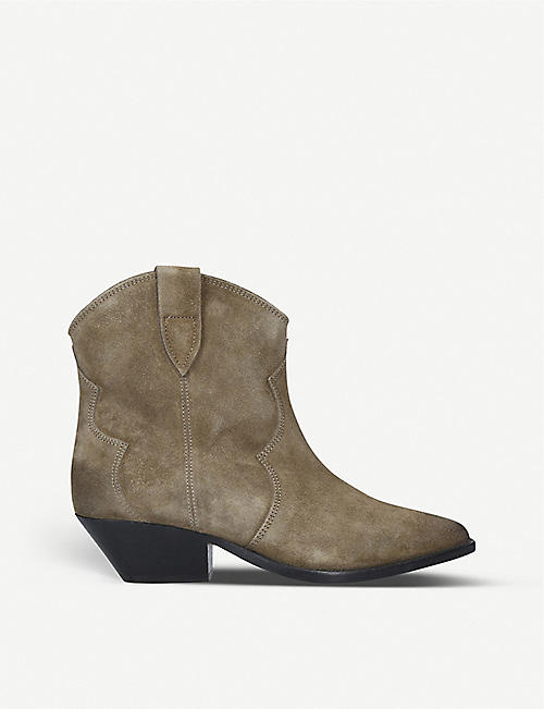 ISABEL MARANT Dewina suede boots