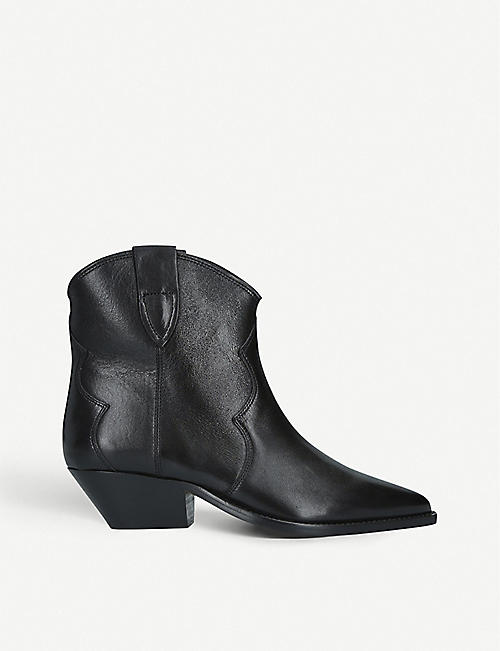 ISABEL MARANT Dewina leather boots