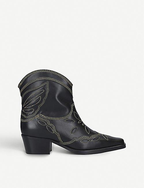 Ankle boots Boots Shoes Womens Selfridges | Shop Online