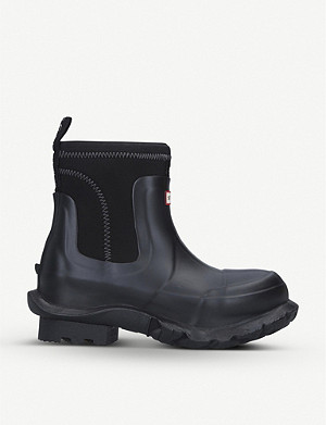 STELLA MCCARTNEY Wellington neoprene boots