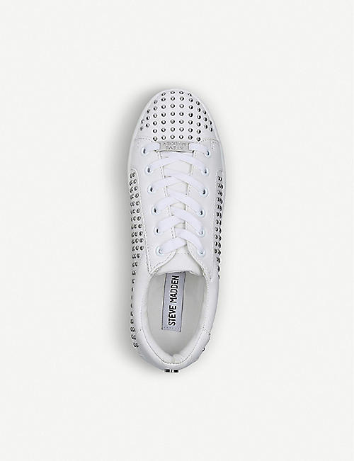 STEVE MADDEN Badie studded trainers