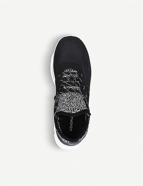 KENDALL & KYLIE North knitted trainers