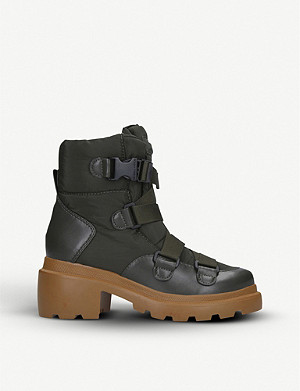KENDALL & KYLIE Riley hiker boots