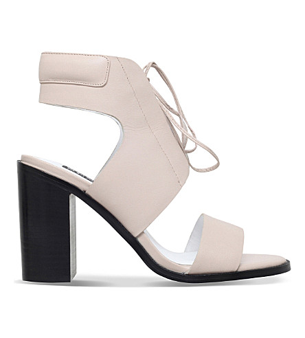ba84d345c6c SENSO Valleri VI leather heeled sandals (Nude