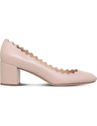 CHLOE: Elf 50 leather courts