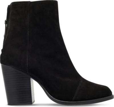 RAG AND BONE Ashby suede ankle boots