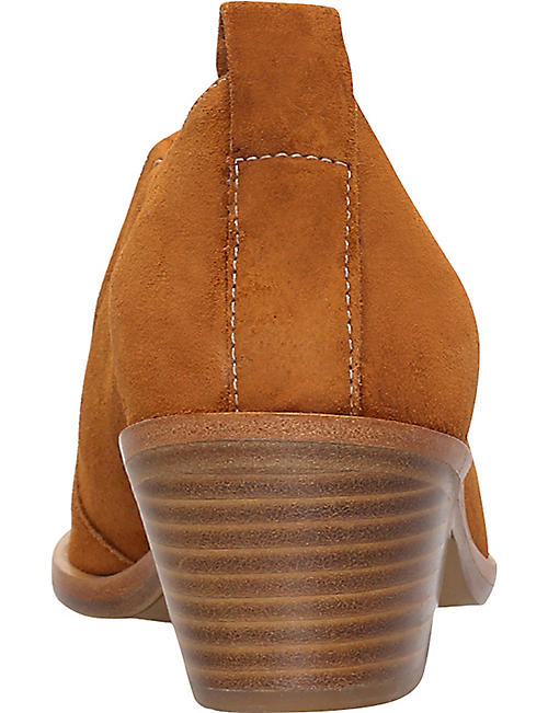 RAG AND BONE Thompson slip-on suede ankle boots