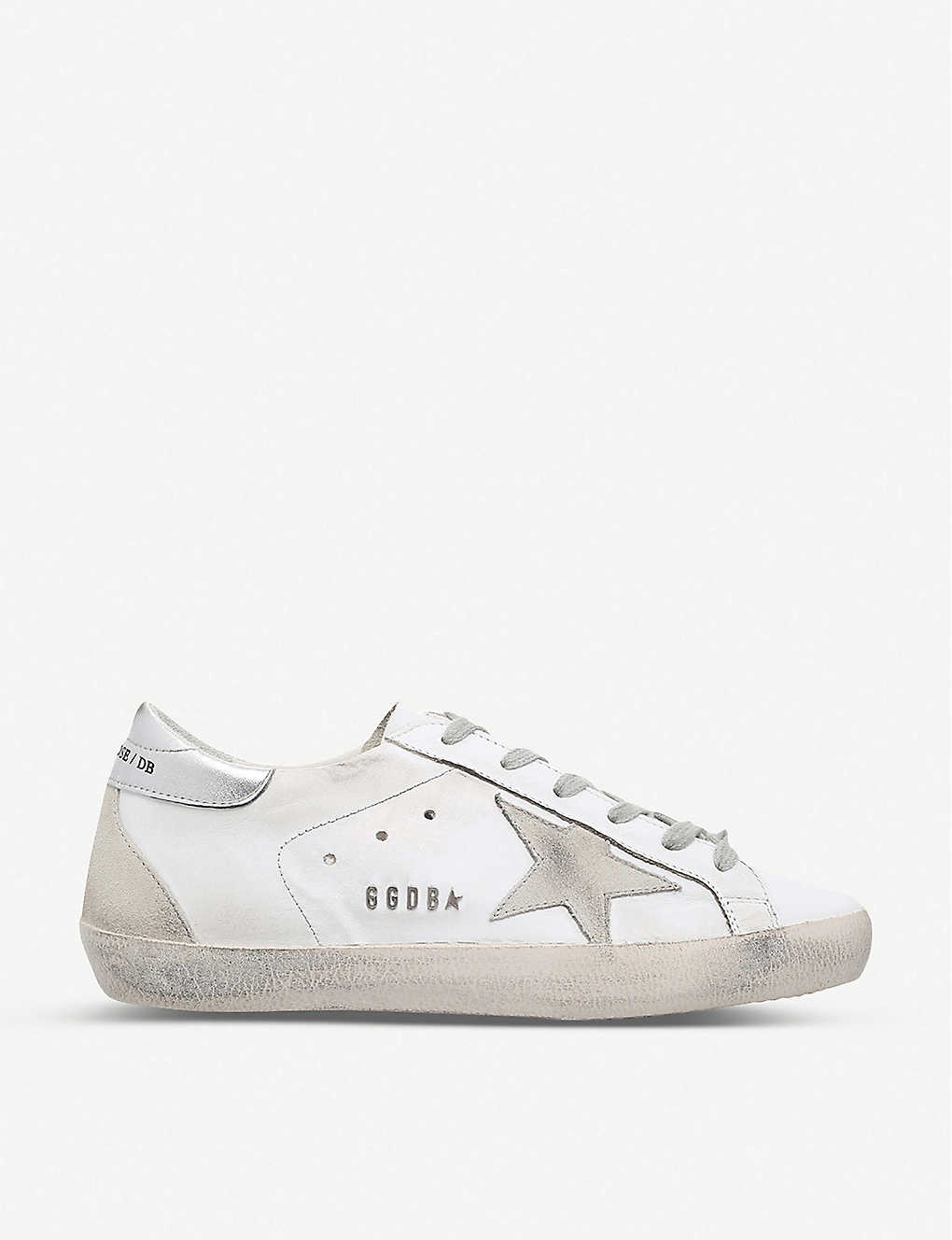 Superstar W77 leather trainers - WHITEOTH