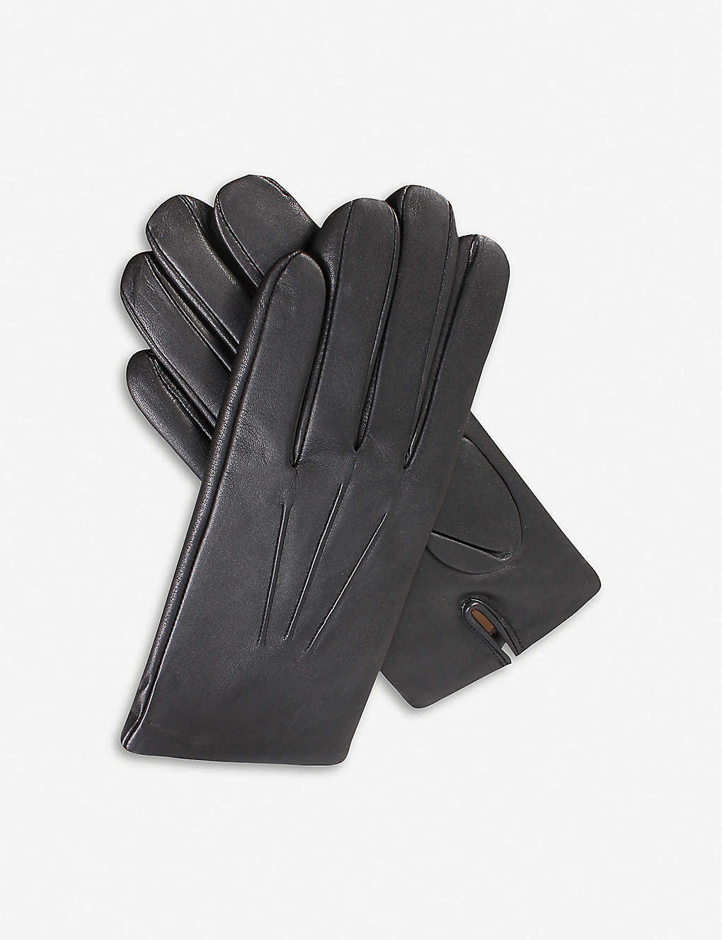 7997c0f55 DENTS - Cashmere-lined leather gloves | Selfridges.com