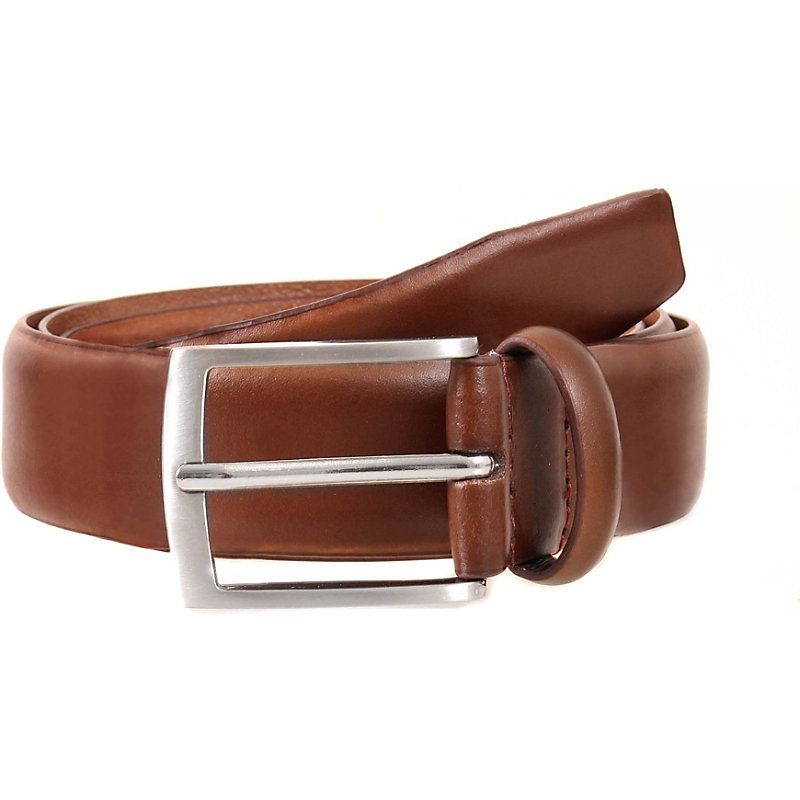 DENTS | Plain Leather Belt | Goxip