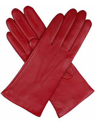 DENTS: Cashmere-lined leather gloves