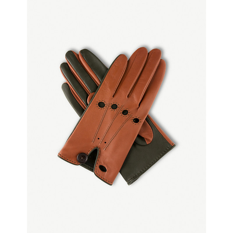 DENTS | Leather Driving Gloves | Goxip