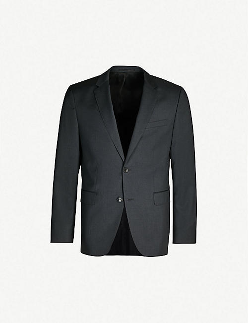 BOSS Johnstons wool blazer